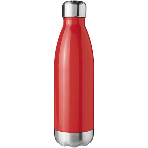 Arsenal 510 ml vacuum insulated bottle - Red