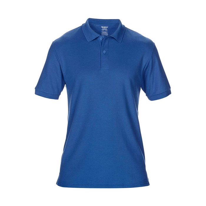 Men's Polo Shirt 207/220 g Dryblend Double Pique 75800 - Royal Blue / XXL