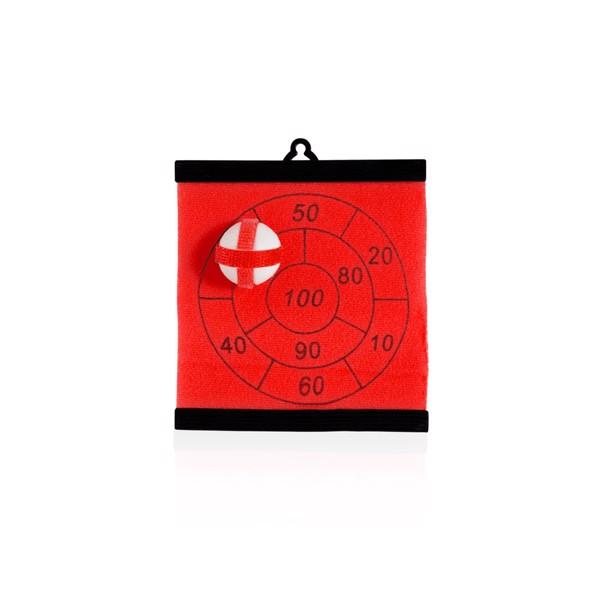 Dartball Board Aracno - Red