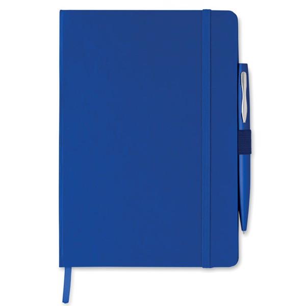 DIN A5 Notizbuch Notaplus - blau