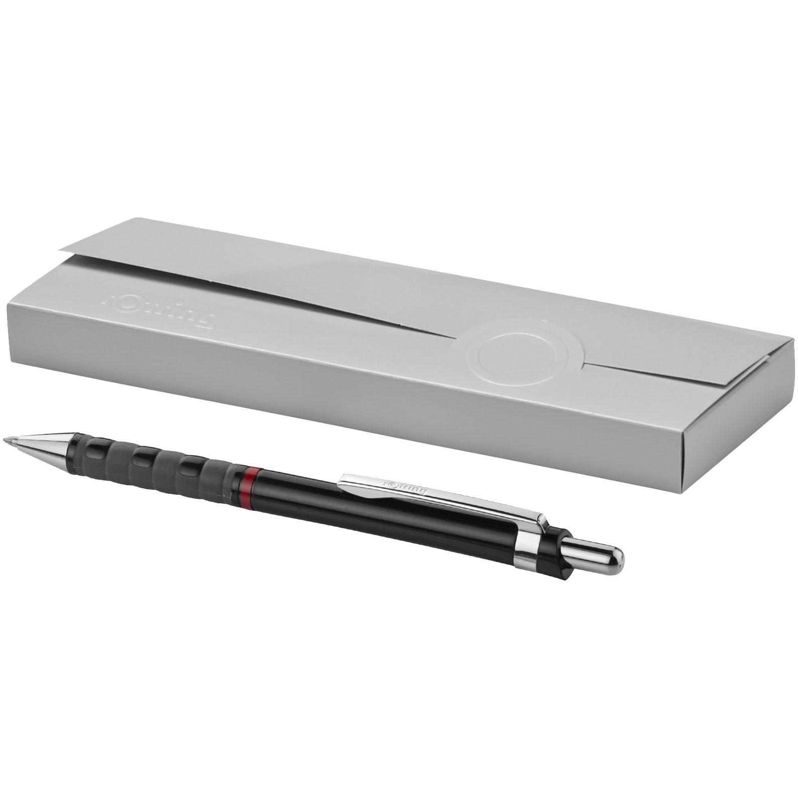 Kuličkové pero Tikky - Černá