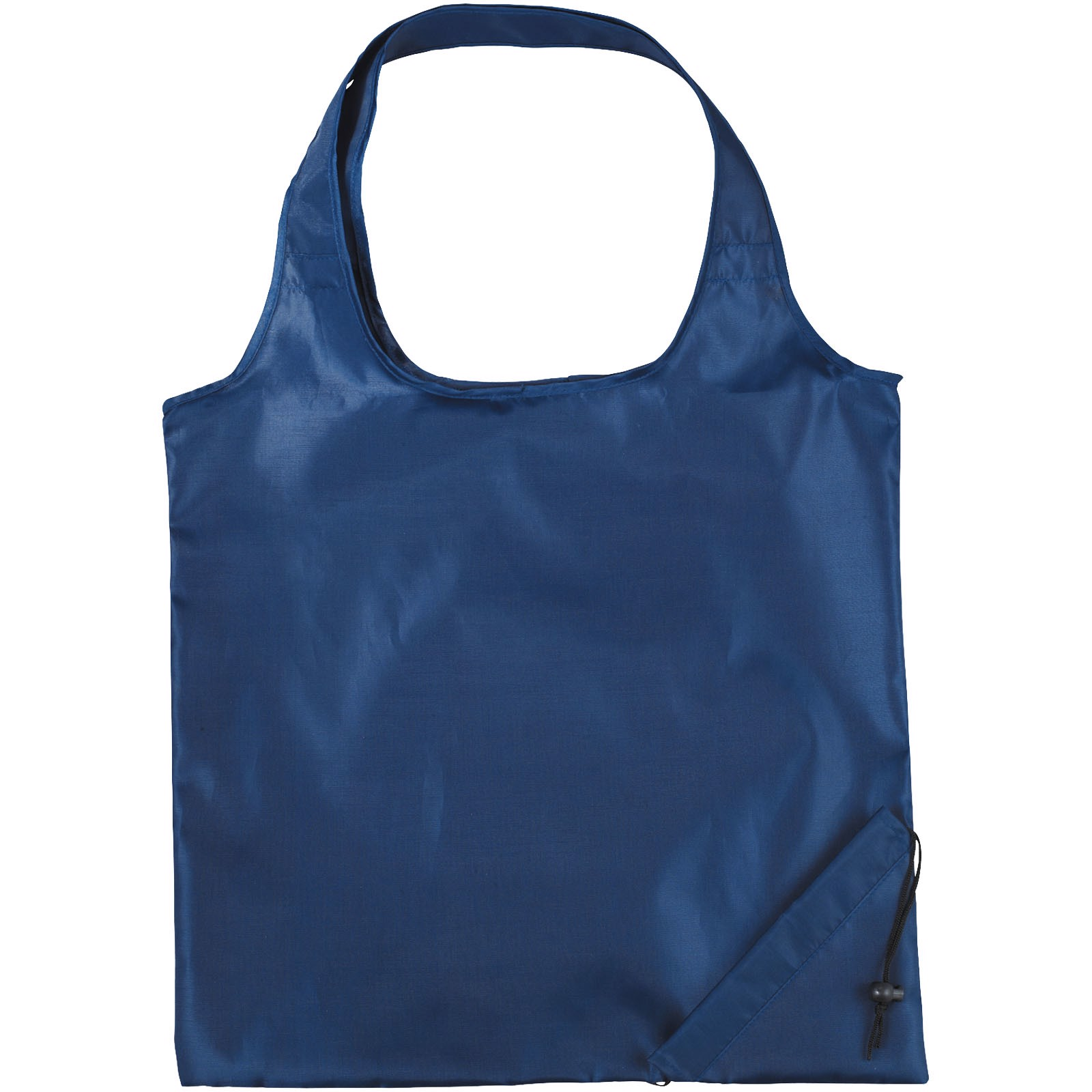 Bungalow foldable tote bag - Navy