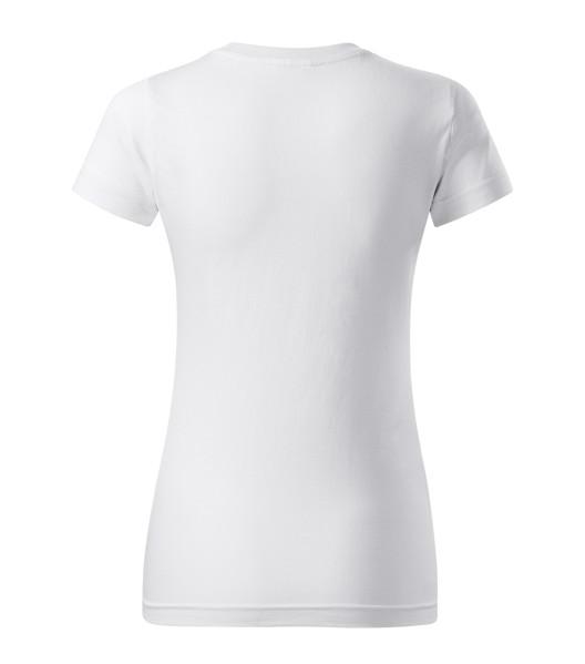 T-shirt women's Malfini Basic Free - White / XS