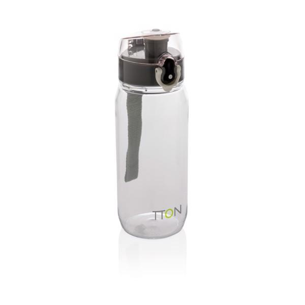 Tritanová lahev - Průhledné