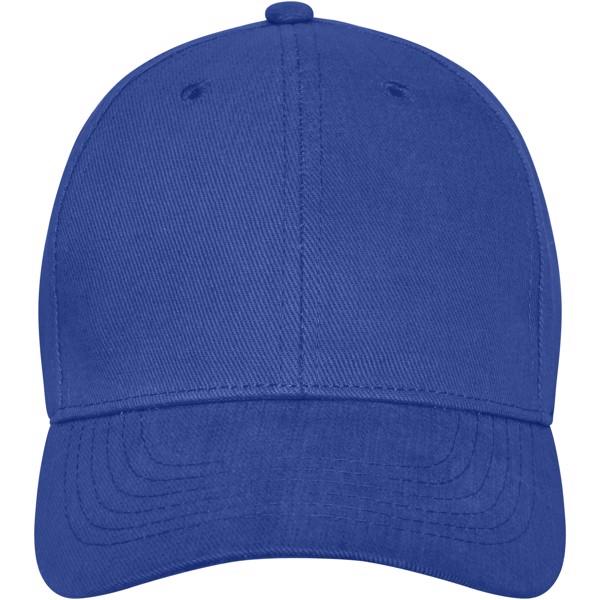 Davis 6 panel cap - Blue