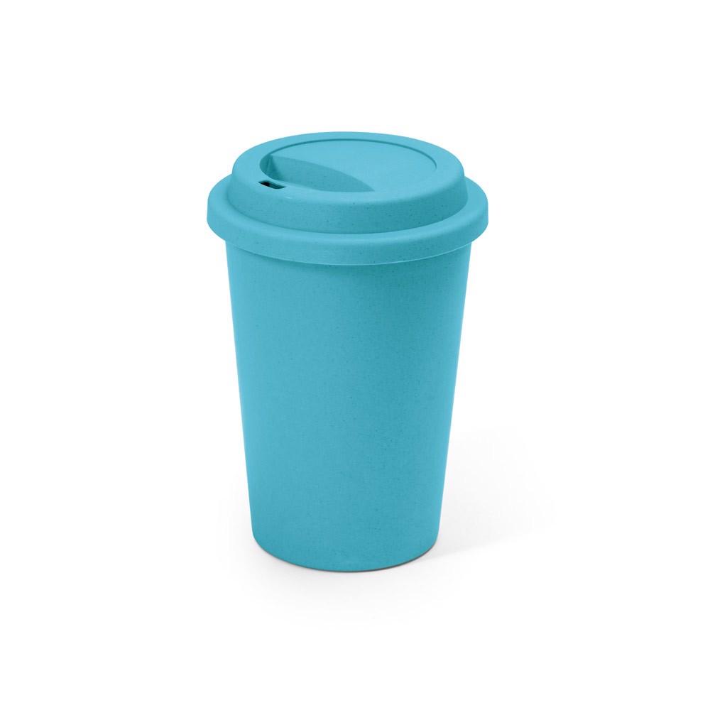 BACURI. Travel cup 450 ml - Light Blue