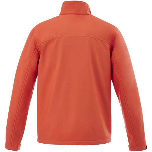 Maxson softshell jacket - Orange / XL