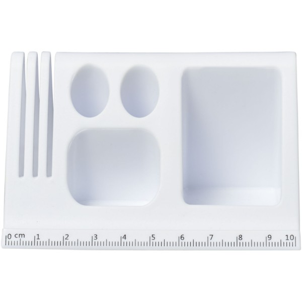 Logi multi-functional desktop stand - White