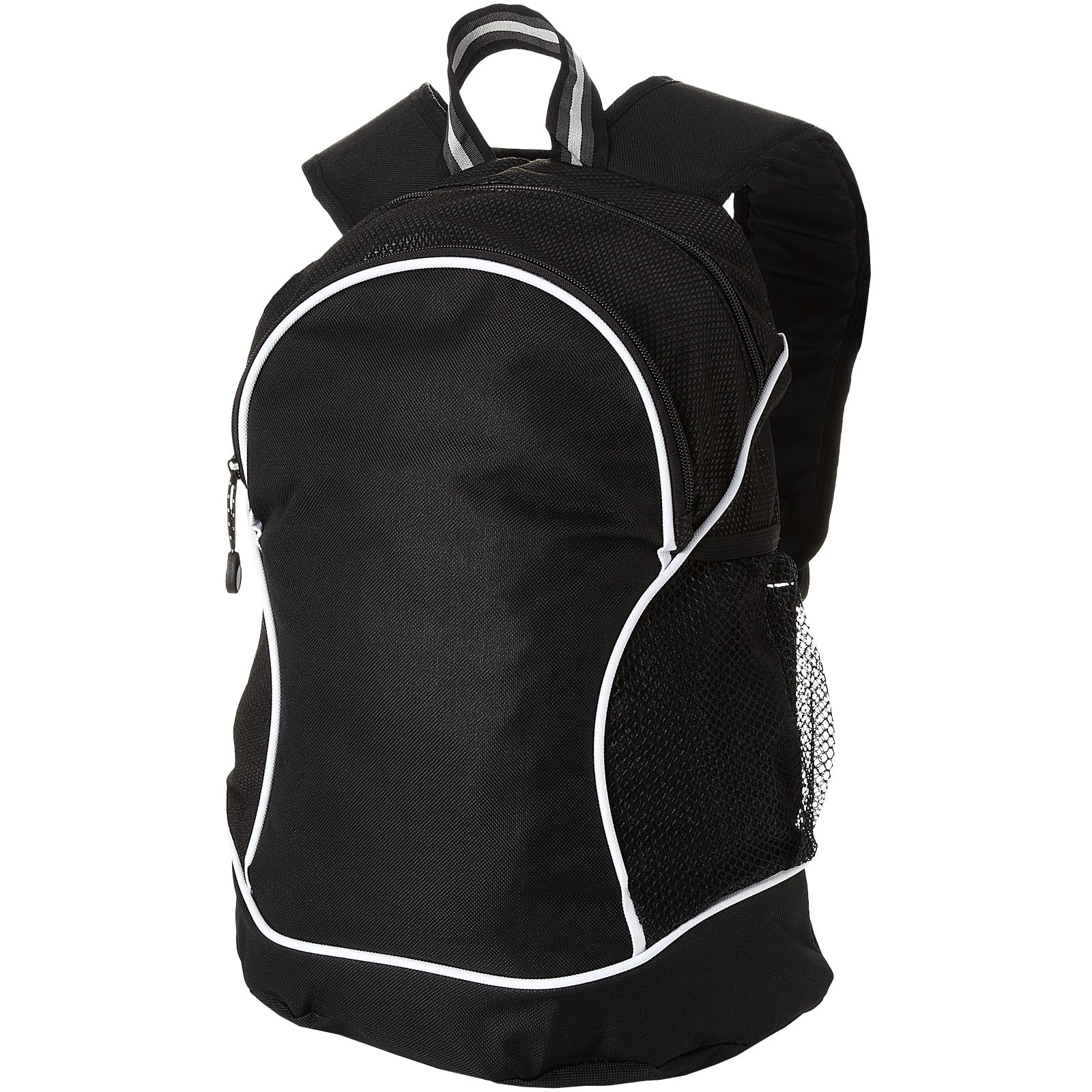Boomerang backpack - Solid black / Solid black