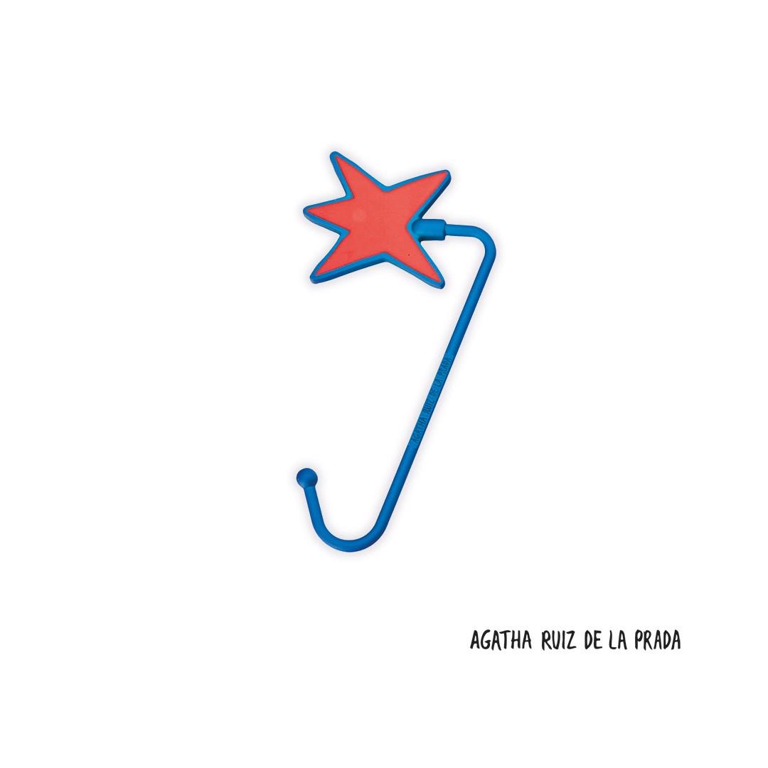 Cuelgabolsos Ilussion - Estrella