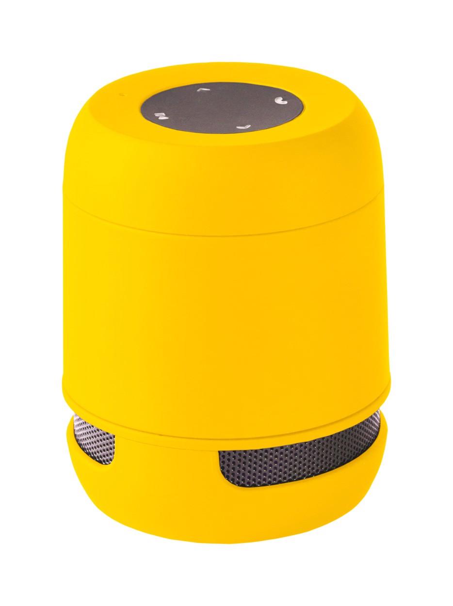 Bluetooth Reproduktor Braiss - Žlutá / Černá