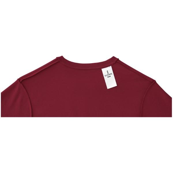 Heros short sleeve men's t-shirt - Burgundy / 3XL