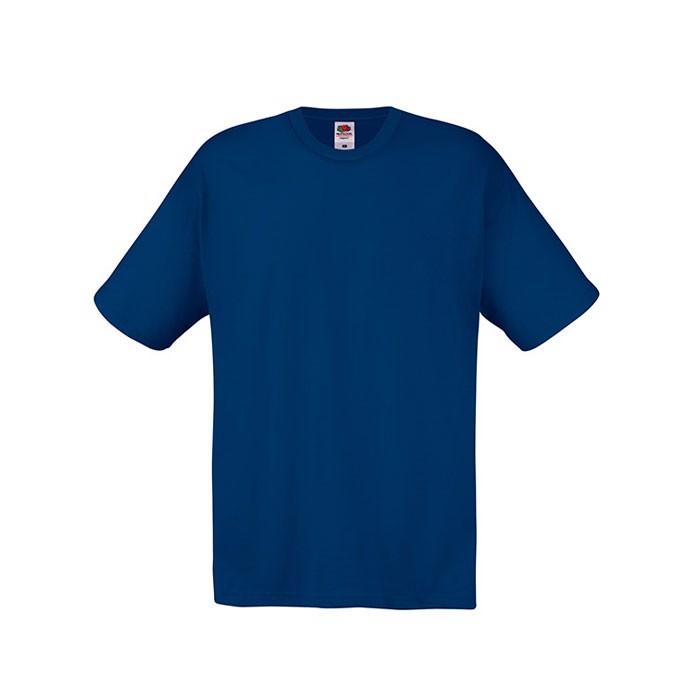 T-shirt Unisex 145 g/m² Original Full Cut 61-082-0 - Navy / 5XL
