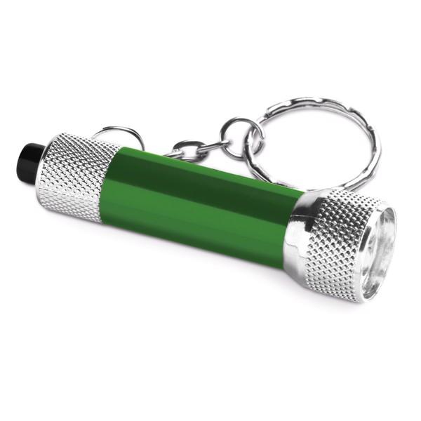 LAMP. Klíčenka - Zelená