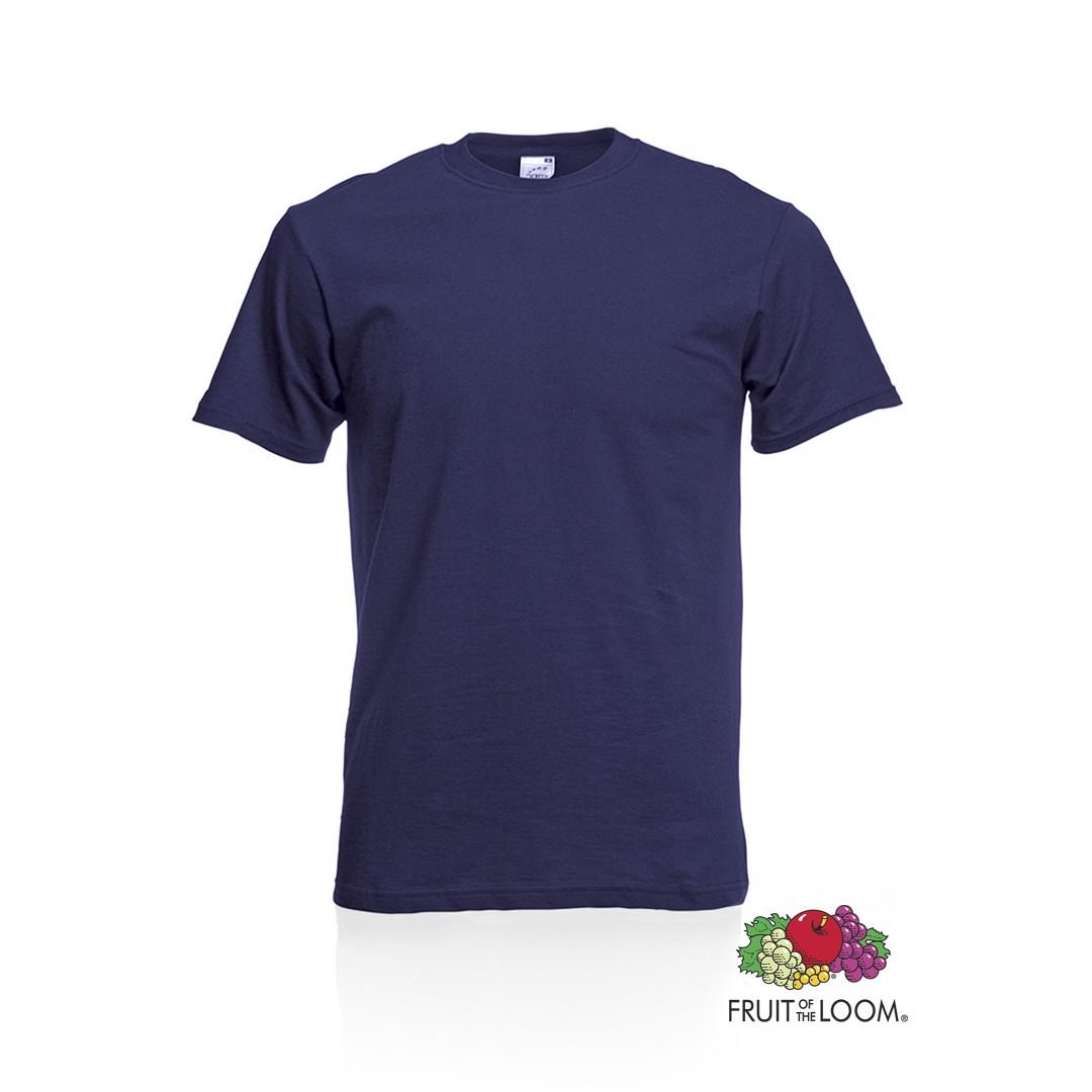 Camiseta Adulto Color Original - Marino / M