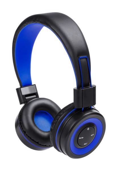 Bluetooth Headphones Tresor - Blue