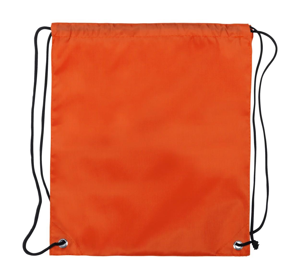 Vak Na Stažení Šňůrkou Dinki - Oranžová