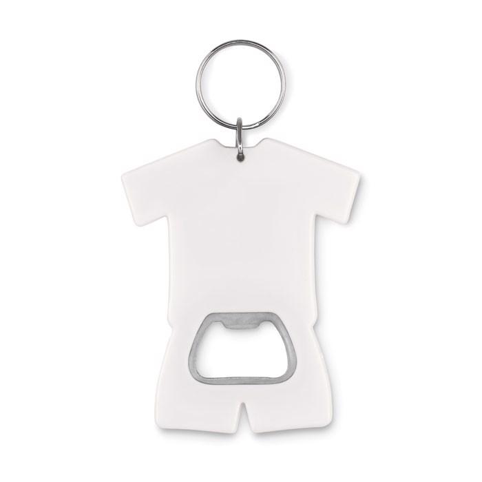 Otvírák a přívěsek Camis Key - white