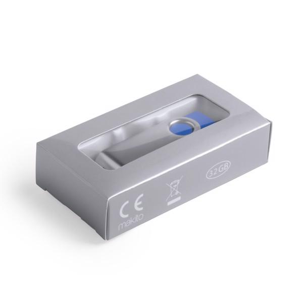 Memoria USB Yemil 32GB - Blanco