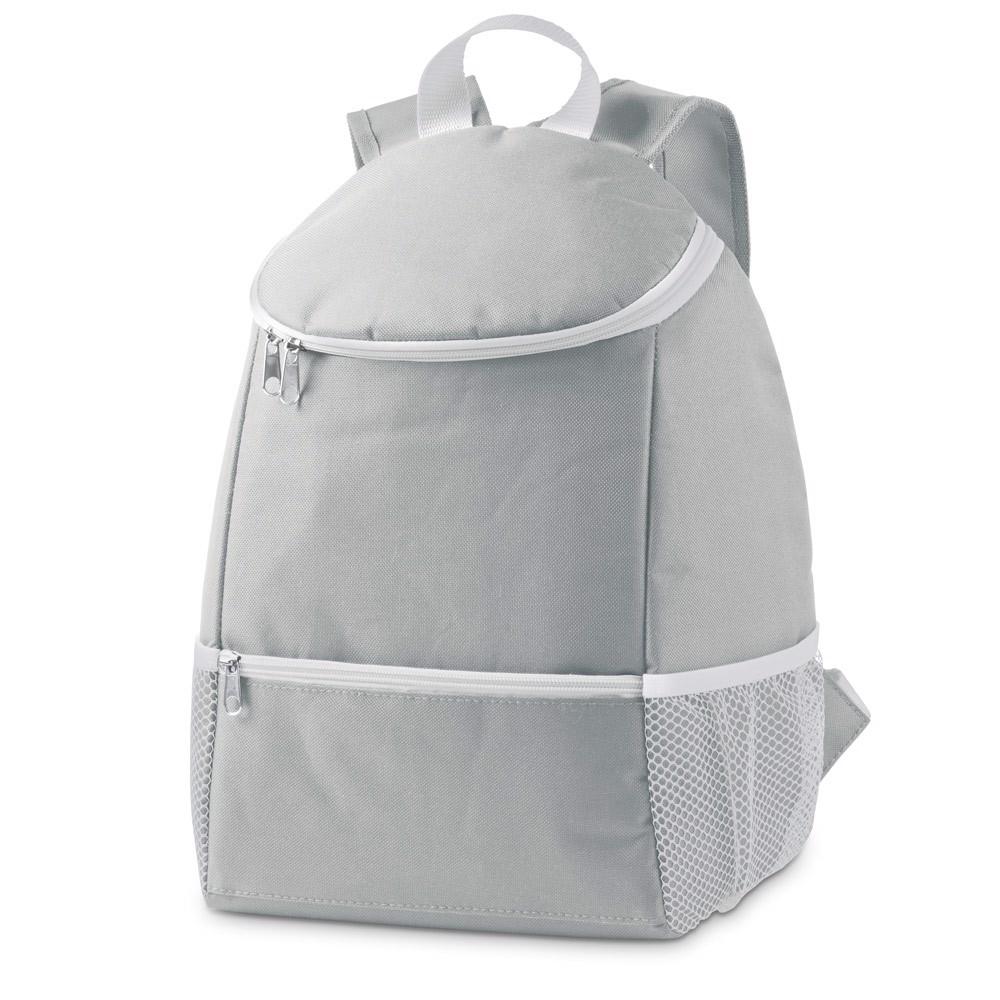 JAIPUR. Cooler backpack 10 L - Light Grey