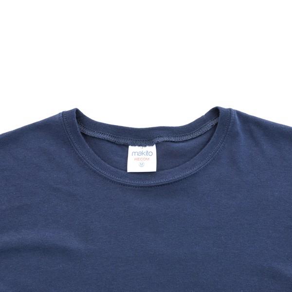 Camiseta Adulto Color Hecom - Azul / L