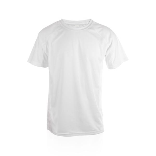 T-Shirt Adulto Tecnic Slefy - Branco / L