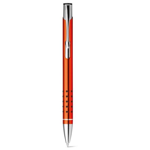 OLEG DOTS. Kuličkové pero - Oranžová