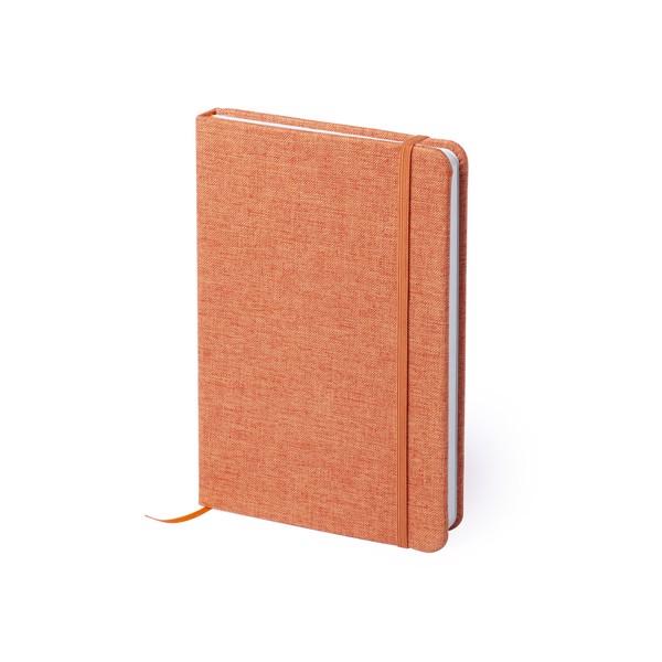 Bloco de Notas Talfor - Orange