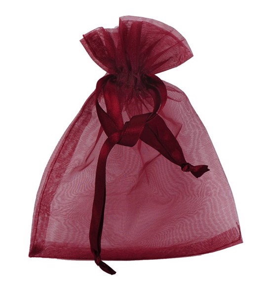 Gift sack - Maroon