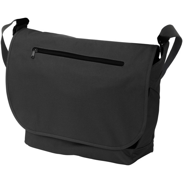 "Salem 15.6"" laptop conference bag - Solid black"