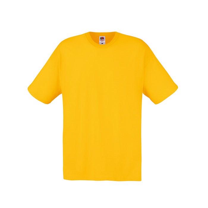 T-shirt Unisex 145 g/m² Original Full Cut 61-082-0 - Sunflower / S