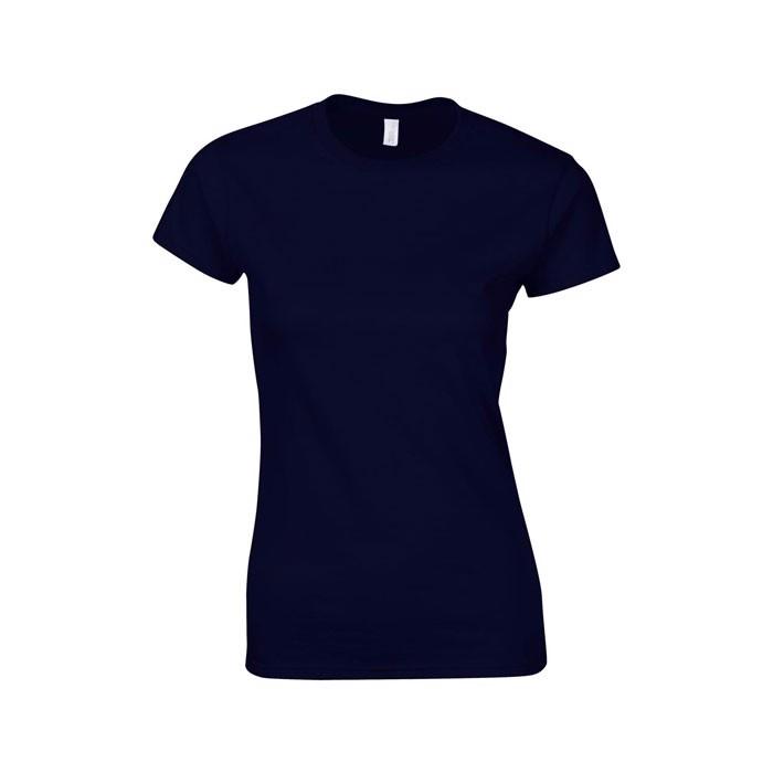 Ladies t-shirt 150 g/m² Lady-Fit Ring Spun 64000L - Navy / M