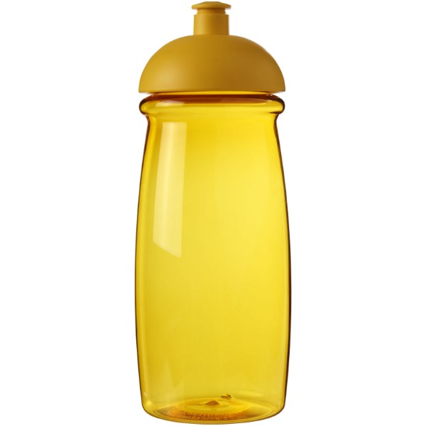 H2O Pulse® 600 ml dome lid sport bottle - Yellow