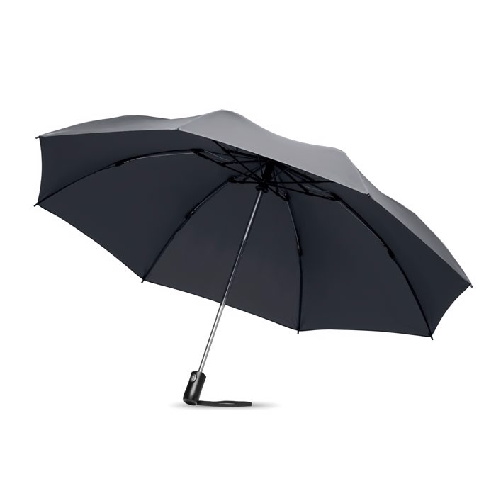 Foldable reversible umbrella Dundee Foldable - Grey