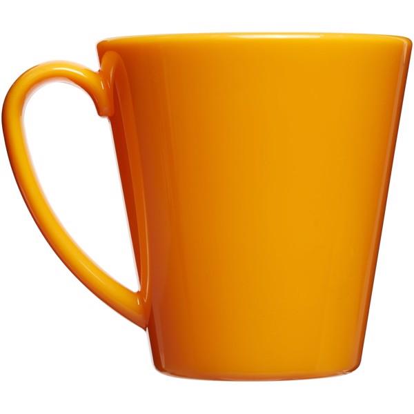 Supreme 350 ml Kunststoffbecher - Orange