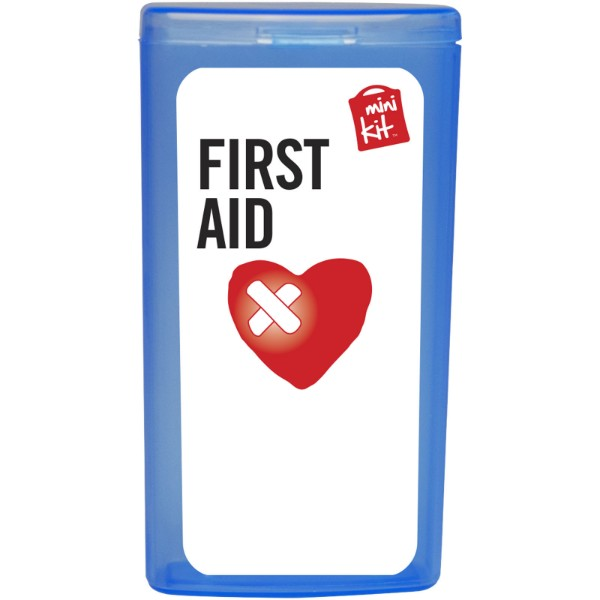 MiniKit First Aid - Blue