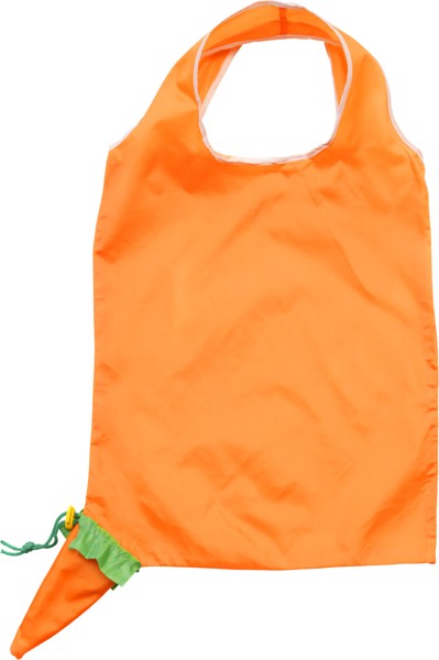 Polyester (190T) shopping bag - Orange