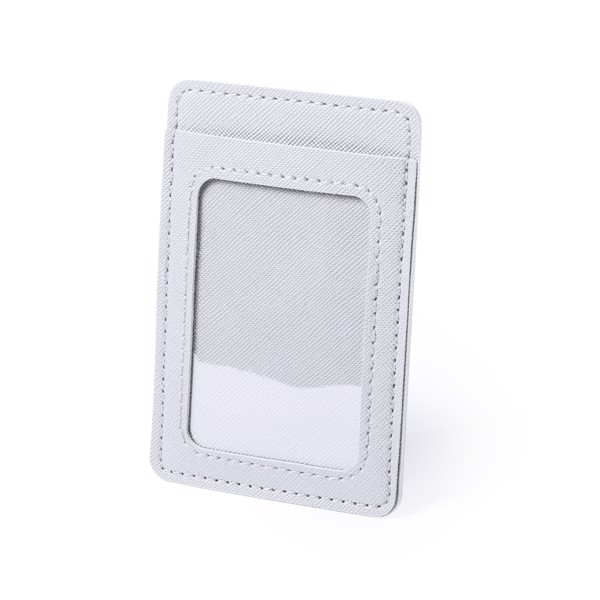 Porte-Cartes Portefeuille Besing - Blanc