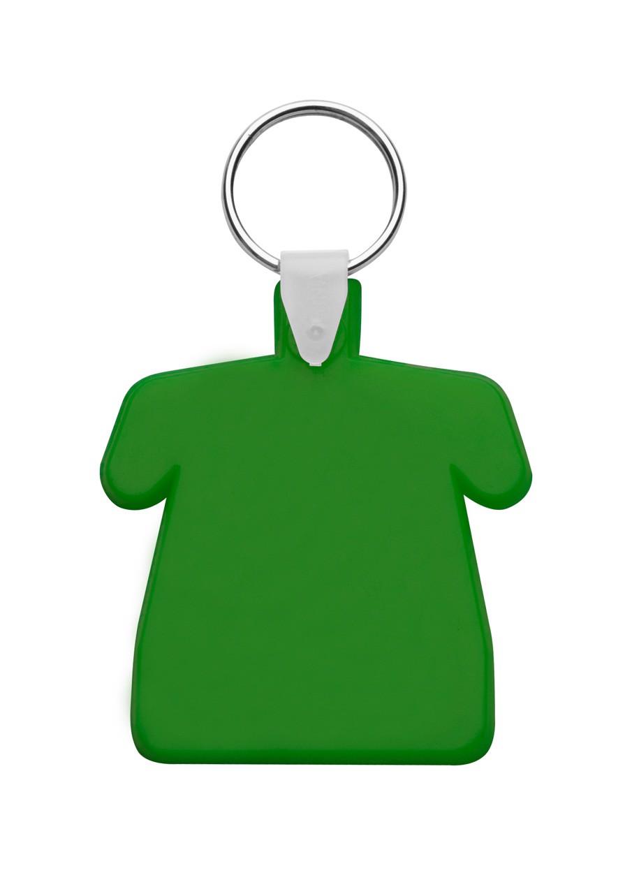 Přívěšek Na Klíče Polo - Zelená