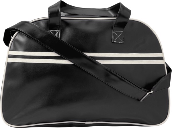 PVC sports bag - Black