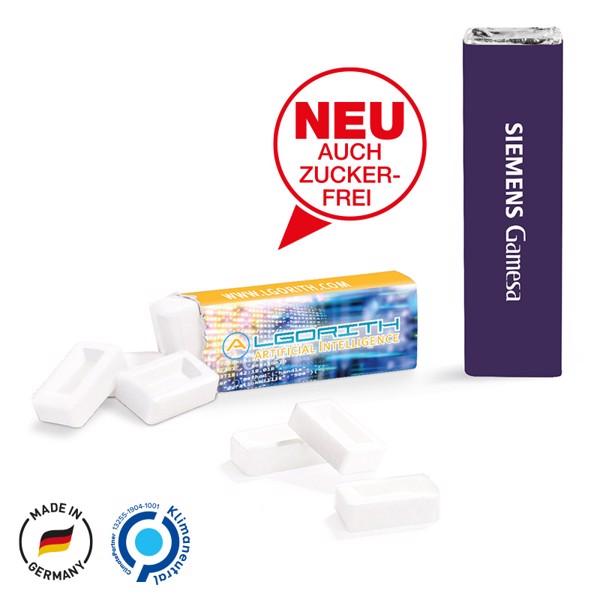 Pfefferminzriegel Zuckerfrei - Weiß / Pfefferminzstückchen Zuckerfrei
