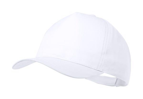 Baseballová Čepice Sodel - Bílá