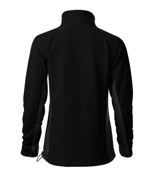 Fleece women's Malfini Frosty - Black / 3XL