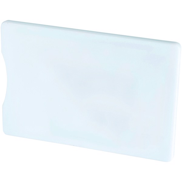 Zafe RFID credit card protector - White
