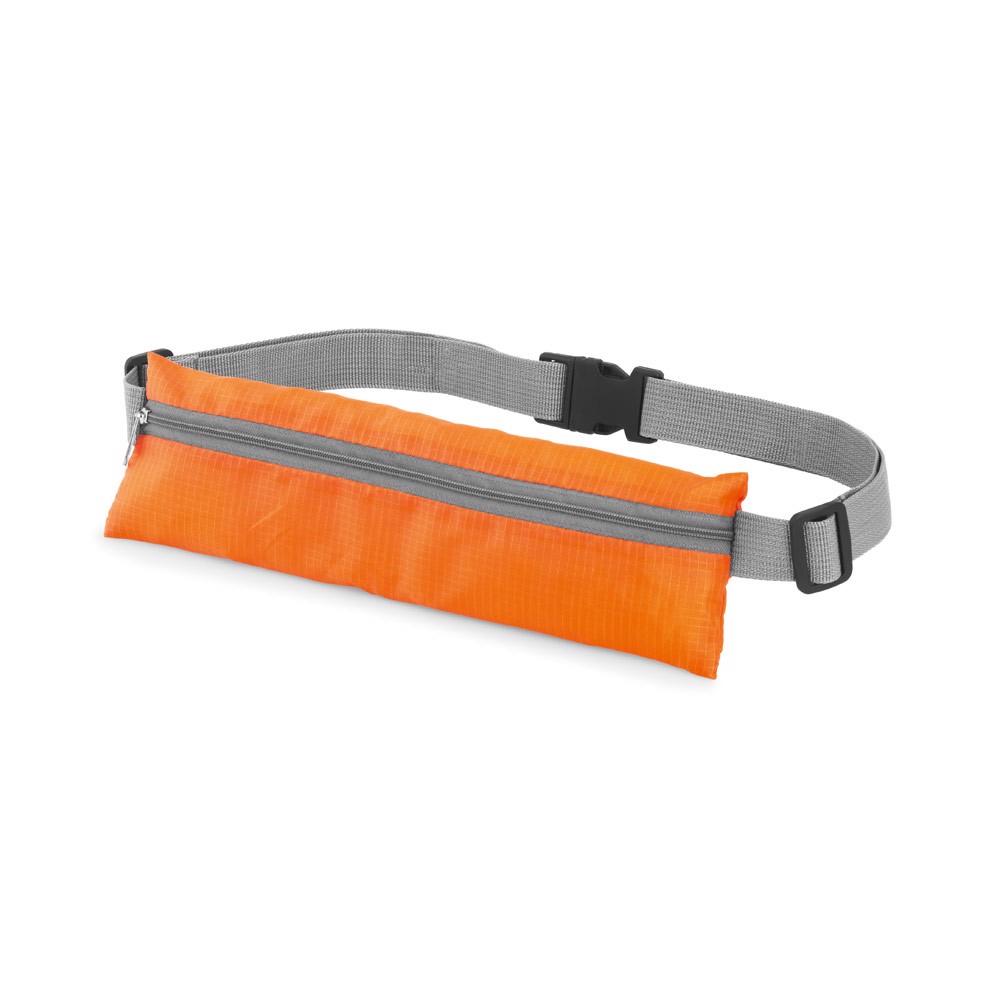 MUNICH. Waist pouch - Orange