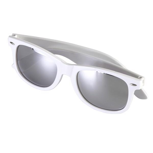 Okulary przeciwsłoneczne Beachdudes - Biały