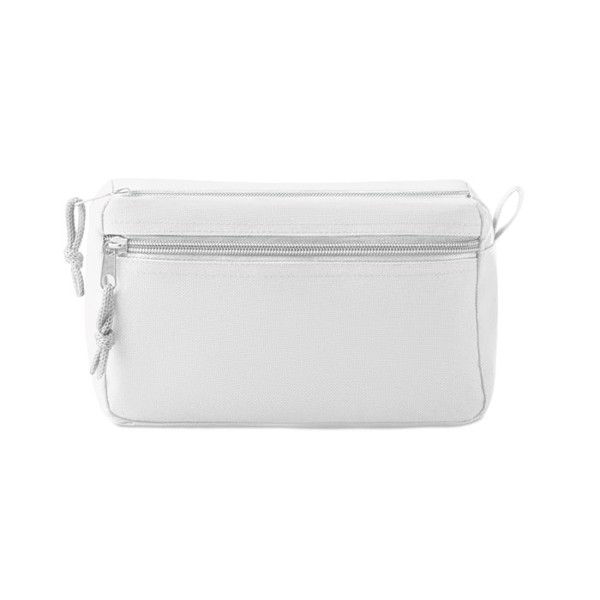 PVC free toilet bag New & Smart - White