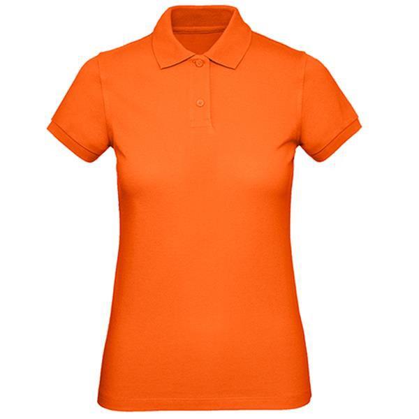 Inspire Polo Women - Urban Orange / 2XL