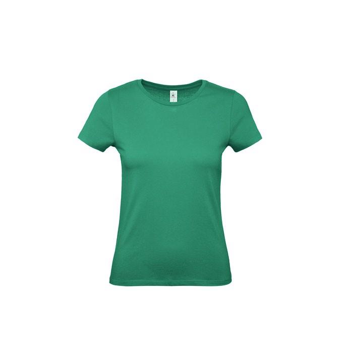 Damen T-Shirt 145 g/m² #E150 /Women T-Shirt - Kelly Green / M