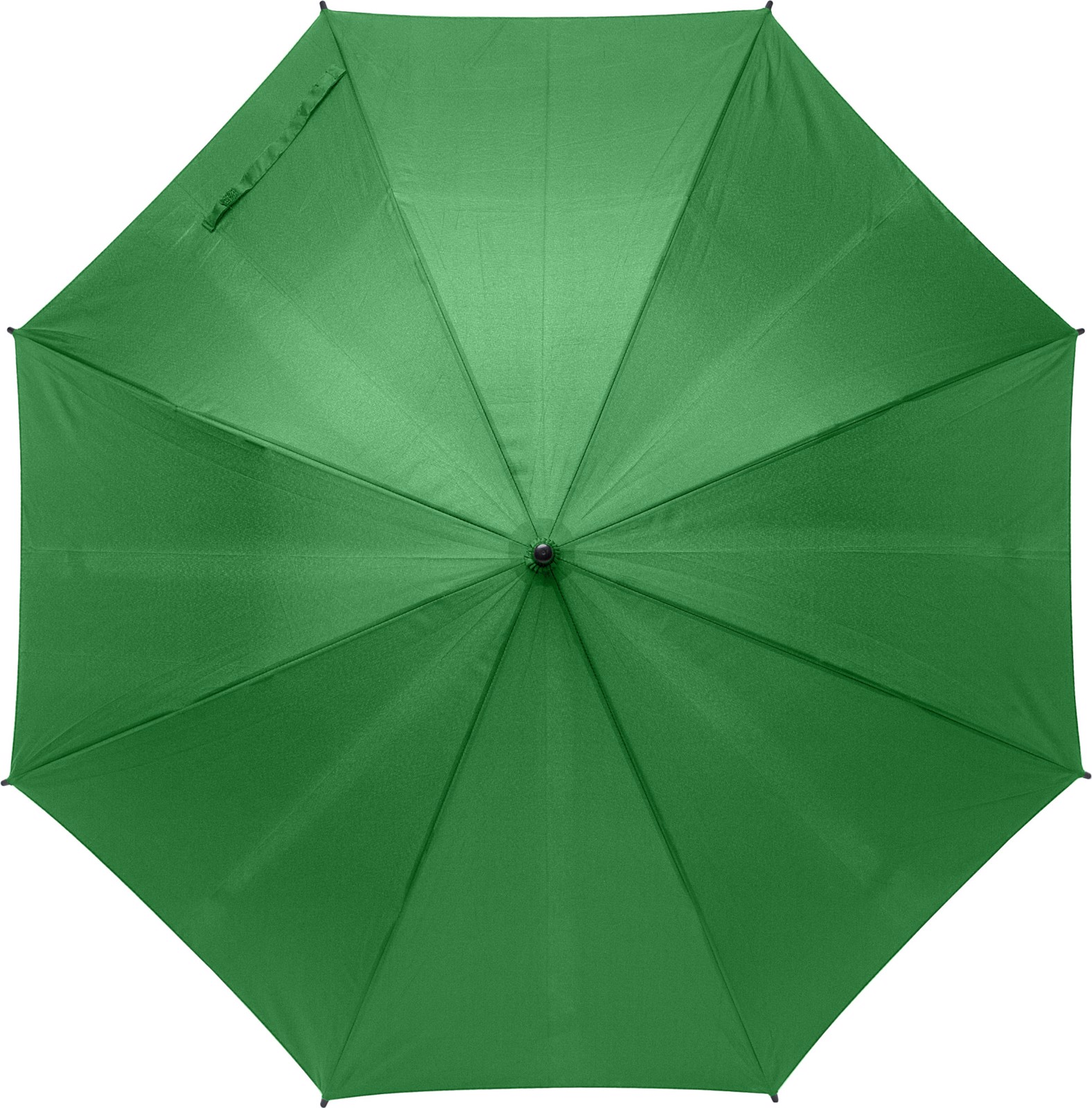 RPET pongee (190T) umbrella - Green